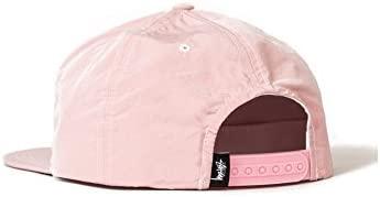Gorra Stussy - Reflective Tape rosa talla: Ajustable: Amazon.es ...