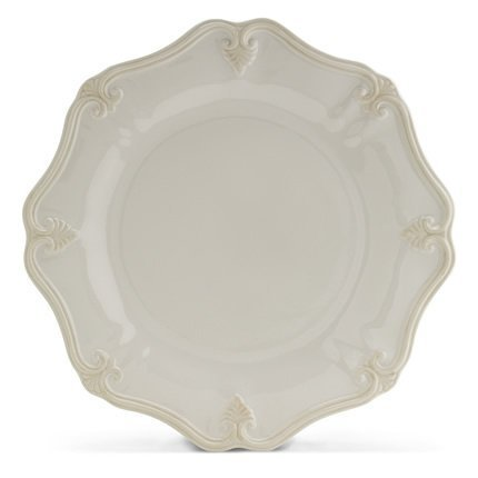 - Lenox Butler's Pantry Gourmet Earthenware Dinner Plate by Lenox