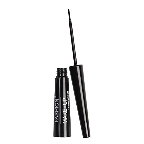 Eyeliner Précision - Pinceau Ultra Fin - Noir - Maquillage Femme Eye-liner