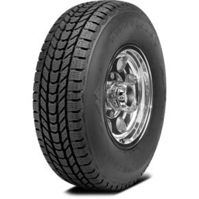 Firestone Winterforce LT Winter Radial Tire - LT275/65R18 123R