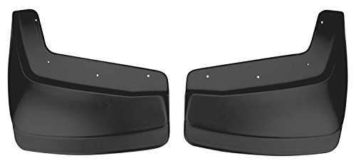 Husky Liners Dually Rear Mud Guards Fits 06-09 Ram 3500 Mega Cab DUALLY (2008 Dodge Ram 3500 Dually For Sale)
