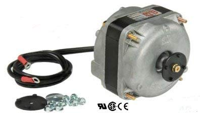Elco Refrigeration Motor 9 Watt 1/83 hp 115V # EC-9W115 by Elco