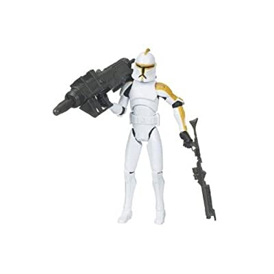 Star Wars The Clone Wars Clone Trooper 212th Attack Battalion Action Figure