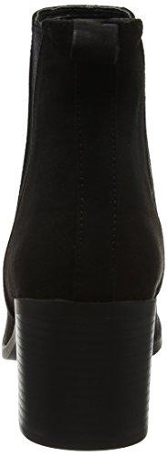 EAN Boots New femme Noir Chelsea noir Look ffBw5Arxq