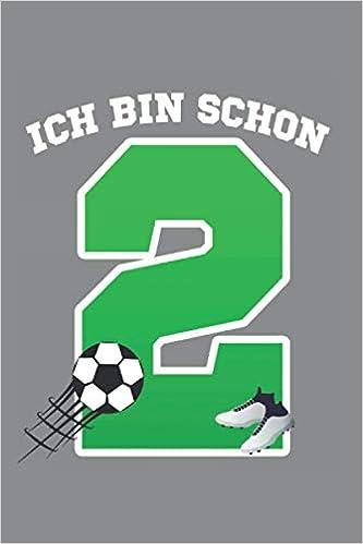 Notizbuch A5 6x9zoll Kariert 120 Seiten Fußball 2