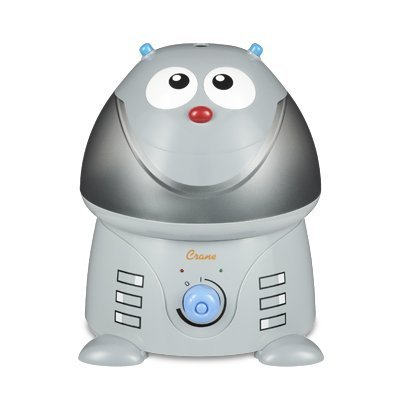 Crane USA Cool Mist Humidifiers for Kids, Robot
