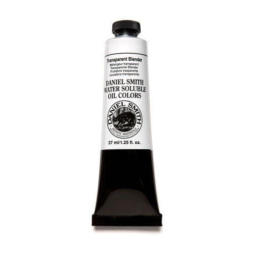 DANIEL SMITH Water Soluble Oil Color 37ml Paint Tube, Transparent Blender