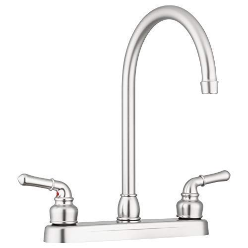 Chrome Plating Over ABS Plastic Pacific Bay Lynden Kitchen Faucet