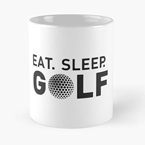 Golf Club Shoes Swinging Course Golfing Golfball Birthday Best Gifts