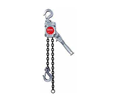 3/4-Ton Coffing PA Model Ratchet Lever Hoist, Lift 10 ft., Part No 08461W