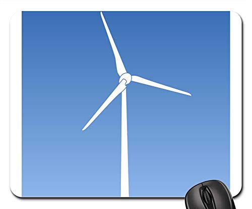 Mouse Pad - Wind Energy Current Regenerative Energy