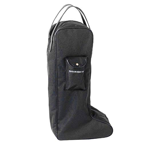Centaur Tall Boot Carry Bag Black