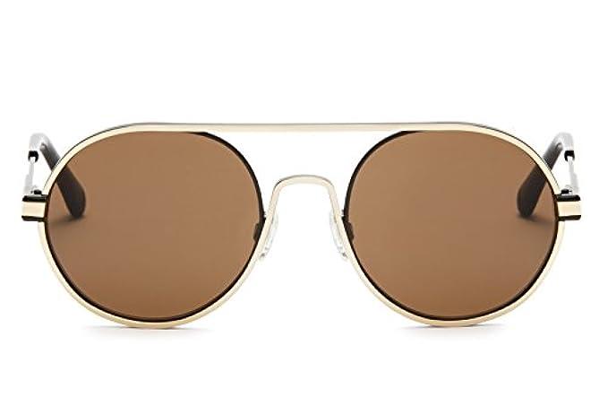i Optics 21 am 55 brown 03 Rotondo - i Wa532 Gold Ill Black 145 Generico Will Uomo R By