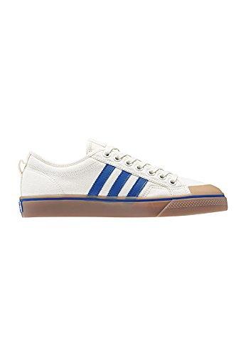 Originals White Adidas Off White blue Shoes off Nizza 766qdwp