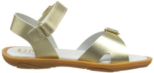 Umi Celia Ii - Sandalias de vestir para niñas Dorado