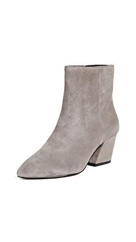botkier Women's Sasha Point Toe Booties, Winter Grey, 8.5 M US