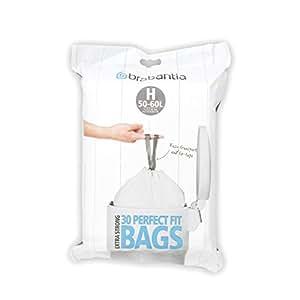 Amazon.com: Brabantia – Dispensador Paquete de basura/bolsas ...