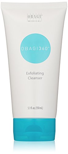Obagi360 Exfoliating Cleanser, 5.1 Fl Oz