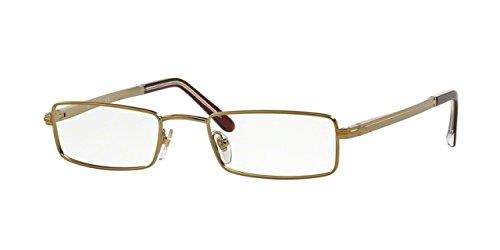 Sferoflex SF2269 Eyeglass Frames 503-54 - Matte Gold SF2269-503-54