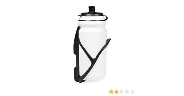BIKE ORIGINAL 4204 - Botella de Agua con portabotellas para Cuadro ...