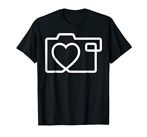 Photographer' ,Lover,Photography,Cameraman',Camera',T-Shirt (Best Camera For Teenager Interested In Photography Uk)