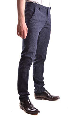 Coton At p Pantalon co Mcbi29137 Bleu Homme nXXqdzr