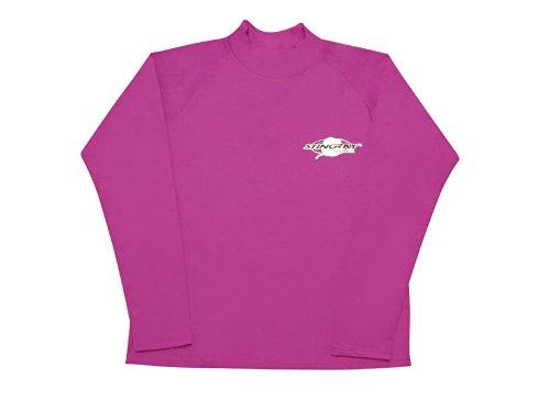 Stingray UV Shirt - Prenda morado