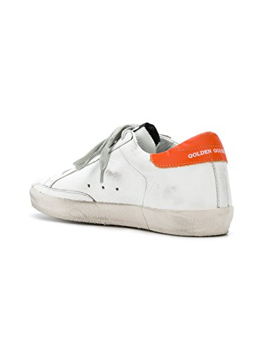 Golden Goose Sneakers Donna G32WS590E82 Pelle Bianco