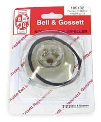 Bell & Gossett 189132 Impeller for Series 100, 100Bnfi Pumps, 2-3/4