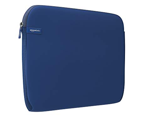 AmazonBasics 13.3 Inch Mabook Laptop Sleeve Case - Navy (Best Laptop Sleeve For Macbook Pro 13)