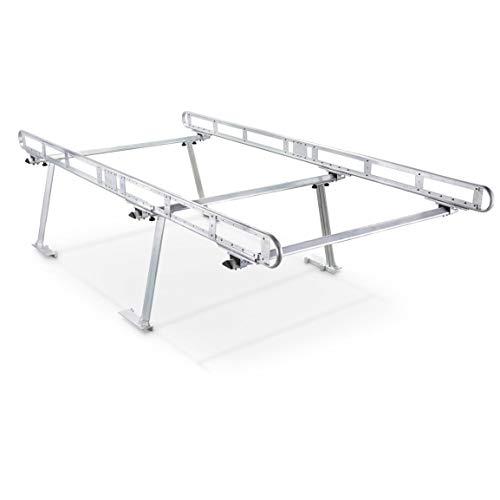 Guide Gear Full-Size Heavy-Duty Universal Aluminum Truck Rack