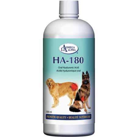 Omega Alpha HA180 Hyaluronic Acid (16 oz)
