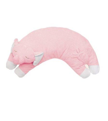 Angel Dear Pink Elephant - Angel Dear Pillow, Pink, Elephant
