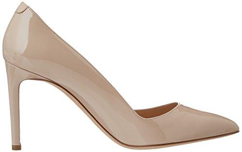 Hugo Hellia-p 90 10195629 01, Zapatos de Tacón para Mujer Beige (Light Beige 270)