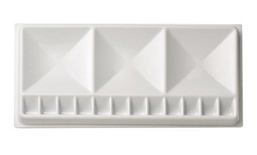 Heritage Arts CW07541 Rectangular Plastic Palette Tray (5.5