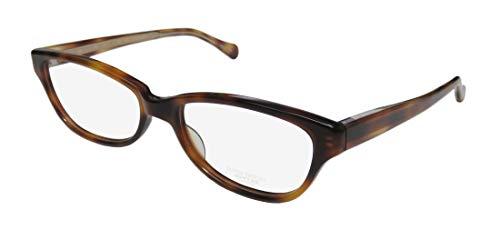 Oliver Peoples Devereaux Womens/Ladies Cat Eye Full-rim Must Have Brand Name Eyeglasses/Spectacles (50-16-135, Havana) (Cats Eye Brille)