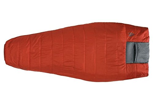 Sierra Designs Backcountry 40 Degree Quilt, Regular, Pompeian Red/Smoked Pearl