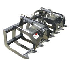 Skid Steer Brush Cutter for sale   Only 2 left at -75%
