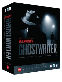 East West Steven Wilson's Ghostwriter