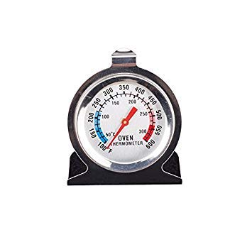Home Food Thermometer 50C - 300C for Meat Dial Stainless