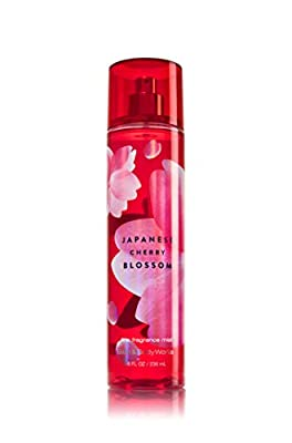 Bath and Body Works Fine Fragrance Japanese Cherry Blossom, 8.0 Fl Oz