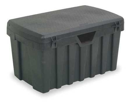 High Density Structural Foam - OKSLO Contico Portable Tool Box, High Density Structural Foam, Black, 3725NL