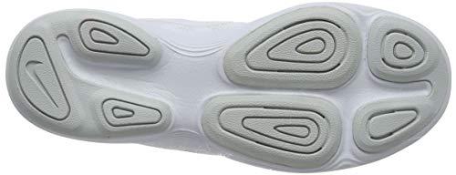 Zapatillas white Mujer pure Platinum 100 Nike 4 Revolution Running De Blanco Eu Para Wmns white 88a1wxqvI