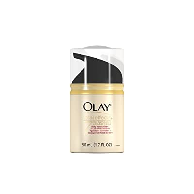 Olay CC Cream Total Effects Daily Moisturizer plus Touch of Foundation, 1.7 fl. Oz., Packaging May Vary