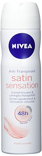Satin Sensation Deo Spray 150ml deodorant by Nivea