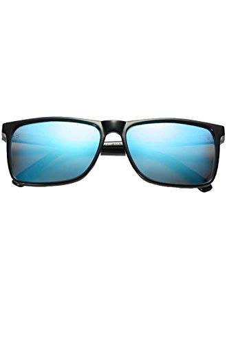 De Sol Gafas Polarizadas Classic Conduciendo Sol Hombres UV400 De Gafas Para Azul wXqqYtH