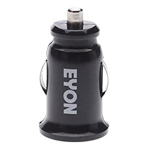 Topforcity EYON RCF-R4 Mini Dual USB Car Cigarette Charger for Samsung Galaxy S2 S3 S4 And HTC Motorola Google And Android Phones
