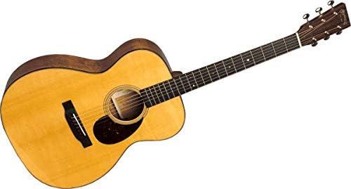 Martin OM-18E - Guitarra acústica y eléctrica (2018): Amazon.es ...