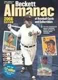 Beckett Almanac of Baseball Cards and Collectibles, James Beckett, 1930692463