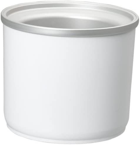 Cuisinart ICE-45RFB 1-1 2-Quart Ice Cream Maker Freezer Bowl - For use with the Cuisinart ICE-45 Mix It In Soft Serve Ice Cream Maker